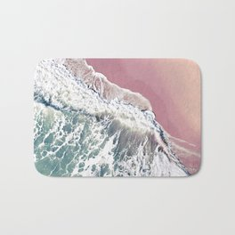 Blush Beach Bath Mat