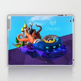 CheckiO + Epire of Code Laptop & iPad Skin
