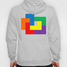 Rainbow Blocks Hoody