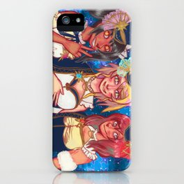 Bibi Astrology Sign Style iPhone Case