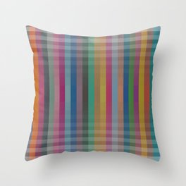 kolor v.3 Throw Pillow