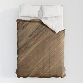 Etimoe Crema Wood Comforters