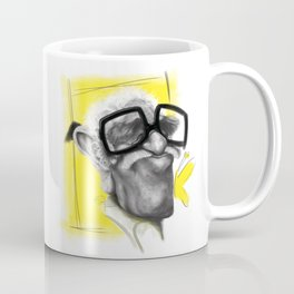 Nobel Gabo Coffee Mug