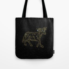 Zodiac Constellation - Aries Tote Bag