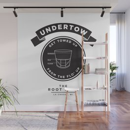 Get Towed Up Wall Mural