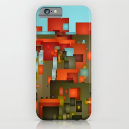 City by lh iPhone Case