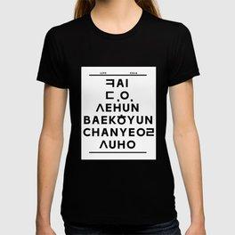 """EXO K- Hangeul: """"Love City"""" Inspired T-shirt"""