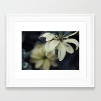 silent Framed Art Prints featuring Silent by BURNEDINTOMYHE∆RT♥