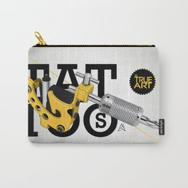 Tattos_Taboo Carry-All Pouch