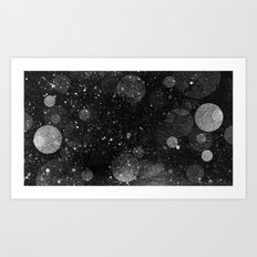 OUTER_____ Art Print
