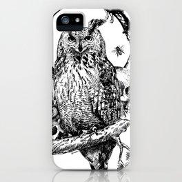 Owl-ing iPhone Case
