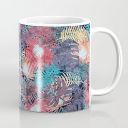 Tropical Leaves #04 Coffee Mug