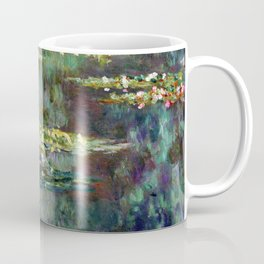 Claude Monet Le Bassin des Nympheas Coffee Mug