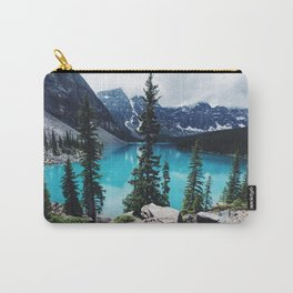 Lake Moraine Alberta Carry-All Pouch