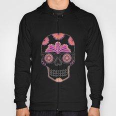 sugar skull #bonethug Hoody