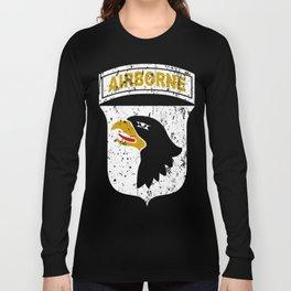 Airbone Ranger Vintage Long Sleeve T-shirt