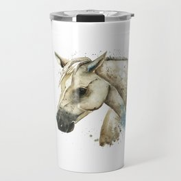 Palomino Horse - Sundance Travel Mug
