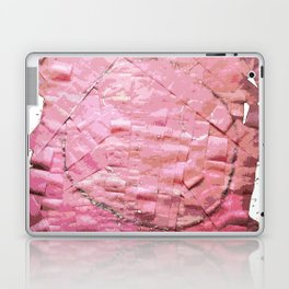 Smile on a pink toilet paper 2 Laptop & iPad Skin