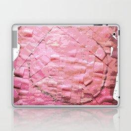 Smile on a pink toilet paper 2 Laptop & iPad Skin