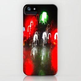 Santa Cruz Rain iPhone Case