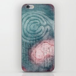 Trail of Blood, Trail of Tears iPhone Skin