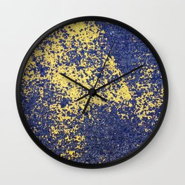 PAVED Wall Clock