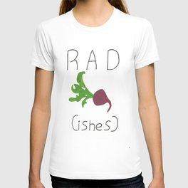 Rad Radishes T-shirt
