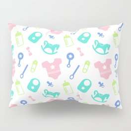 cute children pattern 3 Pillow Sham