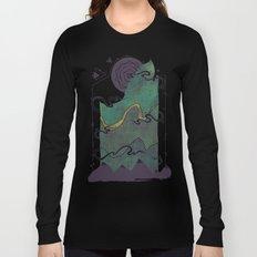 Northern Nightsky Long Sleeve T-shirt