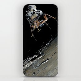 Go for landing iPhone Skin