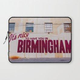 Birmingham Mural Laptop Sleeve