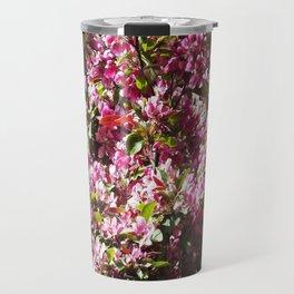 Endless Blossoms Travel Mug