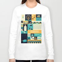divergent Long Sleeve T-shirts featuring Divergent items by Isabelle Silva