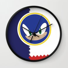 Windy Hill Zone Wall Clock