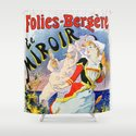 Jules Cheret Folies-Bergere Le Miroir 1896 by juliawright