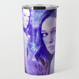 Heavenly Alycia Debnam-Carey Travel Mug