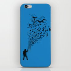 Flying High iPhone & iPod Skin