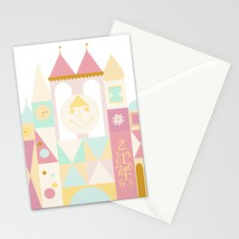 Happy Castle 2.0 Stationery Cards