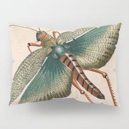Big Grasshopper Pillow Sham
