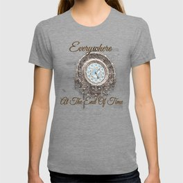 Everywhere At The End Of Time T-shirt