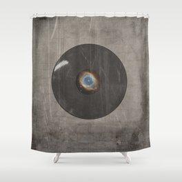 Lost Music ( VACANCY zine ) Shower Curtain