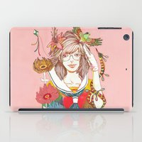 nirvana iPad Cases featuring Nirvana by Natsuki Otani