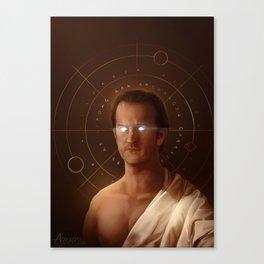 Archangel Gabriel Canvas Print