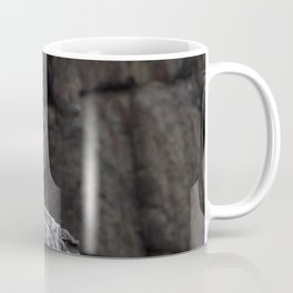 Puffin on cliff Coffee Mug