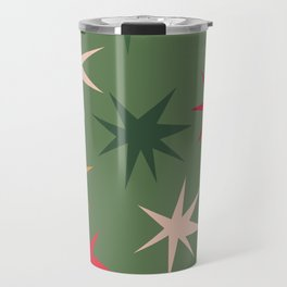 Keep Your Sparkle - Green Travel Mug