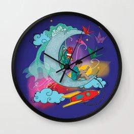 Imagination Station Wall Clock