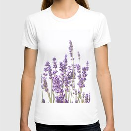 Purple Lavender #1 #decor #art #society6 T-shirt