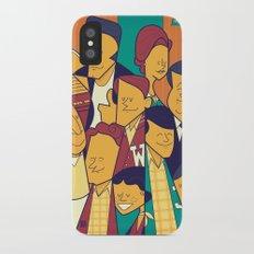 Happy Days iPhone X Slim Case