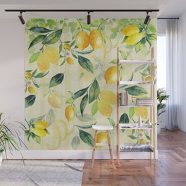 When Life Gives You Lemons Wall Mural
