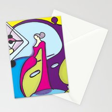 Beach Pop series Stationery Cards